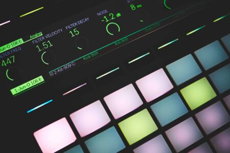 Ableton Push 2 Category