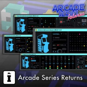 Arcade Series Returns MaxforLive Generative Sequencers