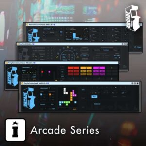 Arcade Series MaxforLive Generative Sequencers