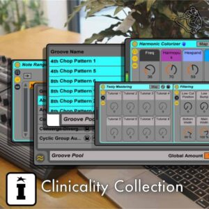 Clinicality Collection Ableton Live Pack