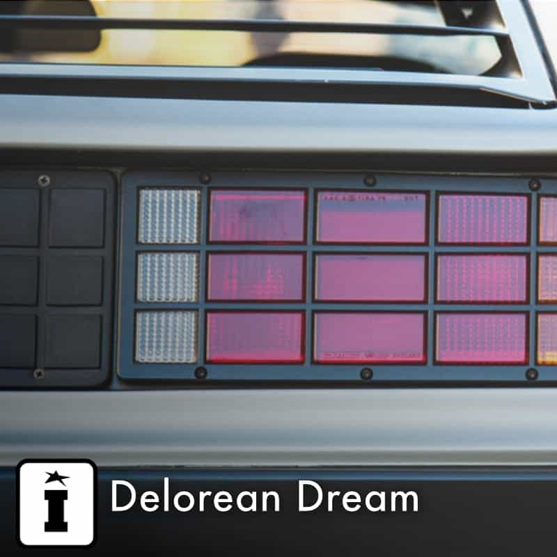 Delorean Dream Novation Circuit Pack