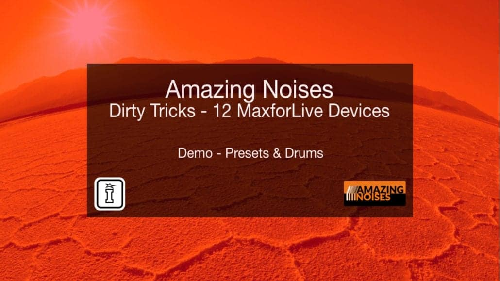 Dirty Tricks Drums Demo