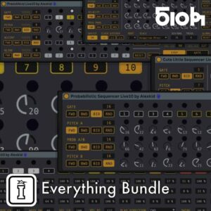 Alexkid Everything Bundle Thumbnail Maxforlive