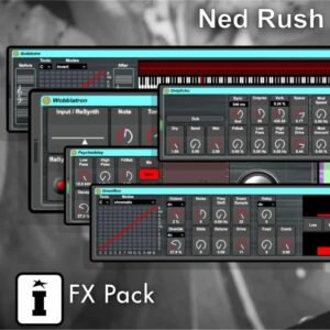 FX Pack MaxforLive Audio Devices