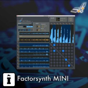 Factorsynth MINI MaxforLive Audio Device