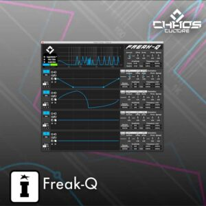 Freak-Q MaxforLive Equalizer Device