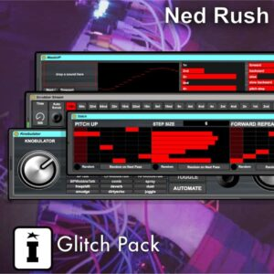 Glitch Pack MaxforLive Audio Devices