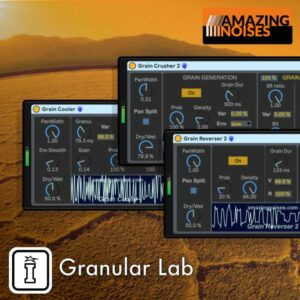 Granular Lab by Amazing Noises