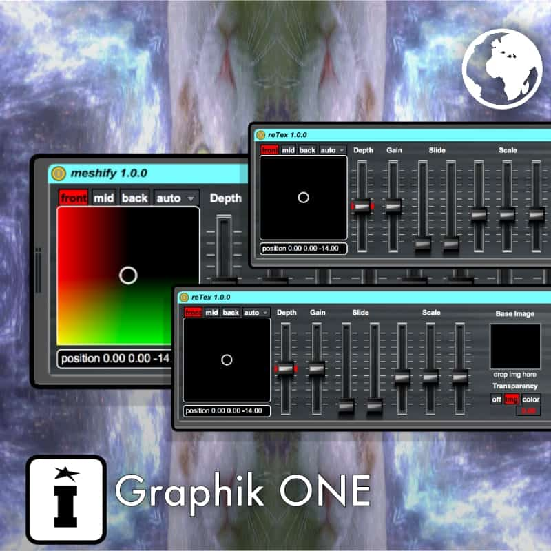 Graphic ONE MaxforLive Visualiser Devices