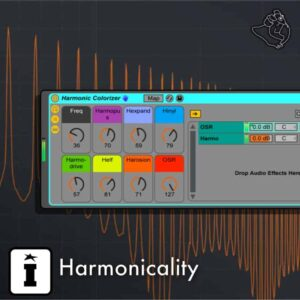 Harmonicality Ableton Live Pack