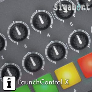 Novation LaunchControl Ableton Live Control Surface Script