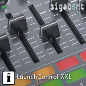 Novation LaunchControl XL Ableton Live Control Surface Script