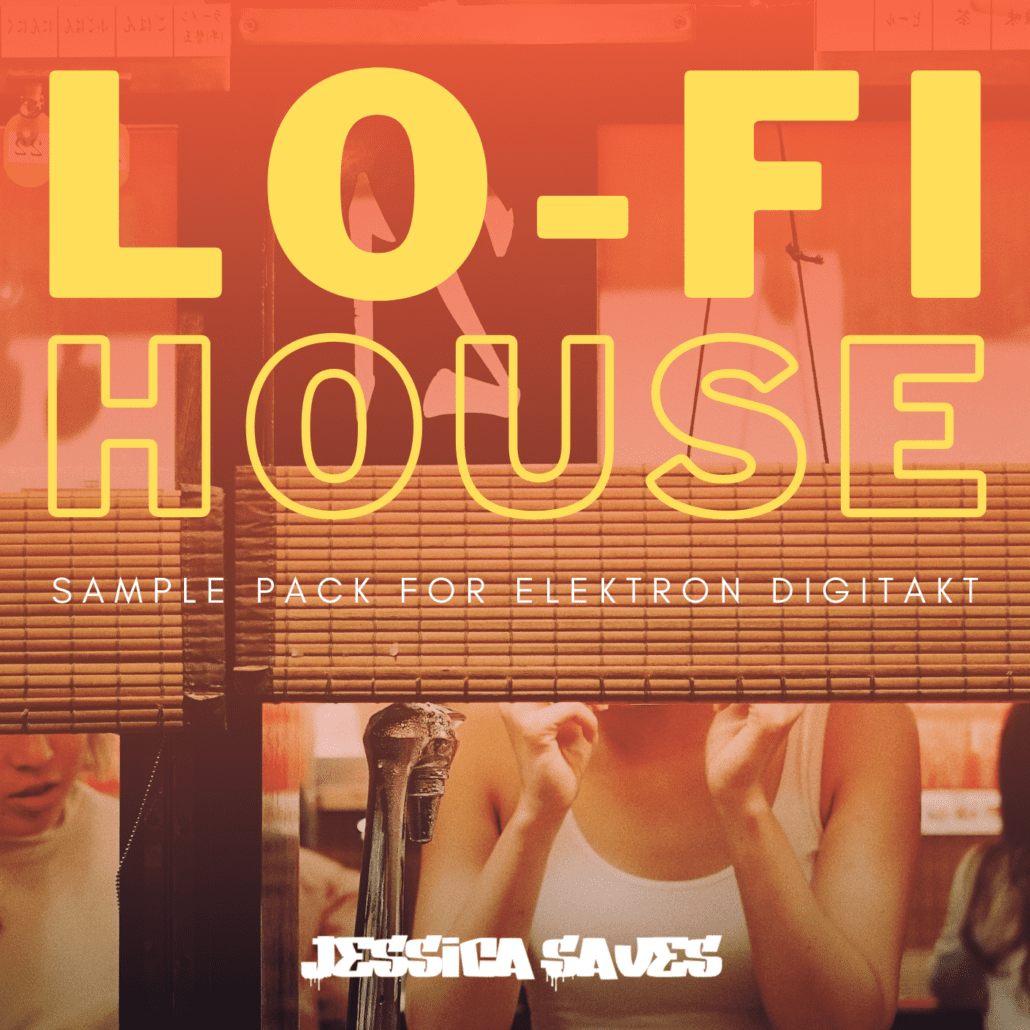 Lo-Fi House Sample Pack by Jessica Saves
