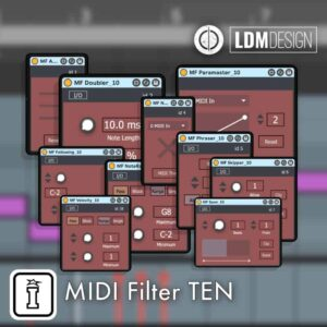 MIDI Filter Ten Pack Product Thumbnail