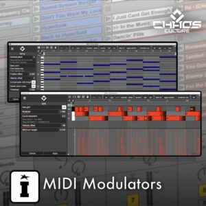 MIDI Modulators MaxforLive MIDI Device