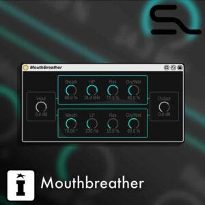 Mouthbreather MaxforLive Audio Device