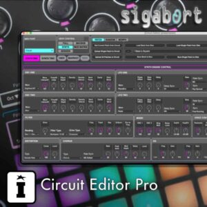 Novation Circuit Editor Pro