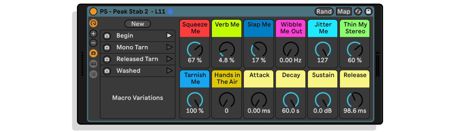 Peak Stab - Inspired Rave Stabs by Euphony Sound Labs