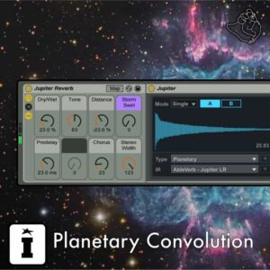 Planetary Convolution Ableton Live Pack