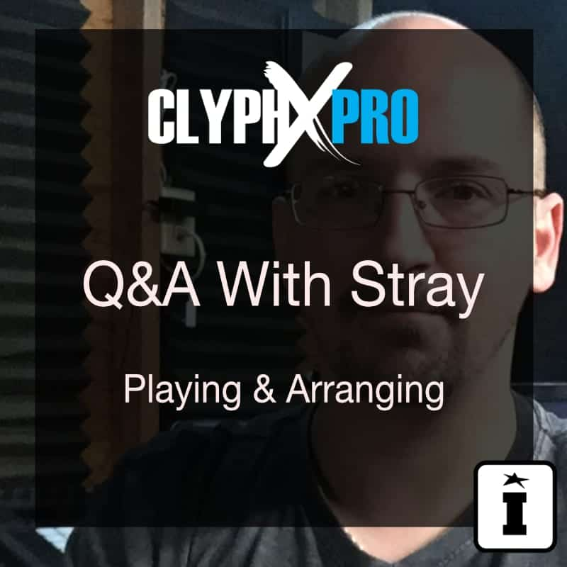 ClyphX Pro Playing & Arranging