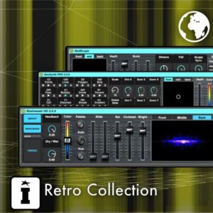 Retro Collection MaxforLive Visualizers