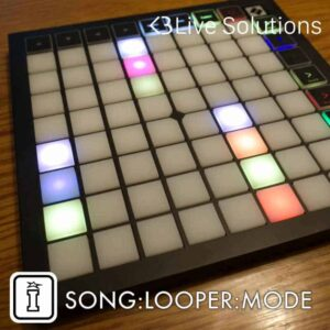 SONG:LOOPER:MODE LaunchPad Edition