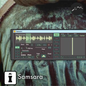 Samsara MaxforLive Audio Device