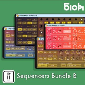 Sequencers Bundle B by Alexkid