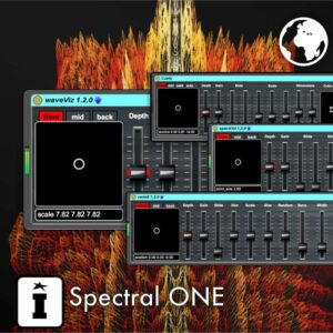 Spectral ONE MaxforLive Visualizers