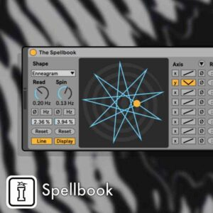 Spellbook by Hypnus Records MaxforLive Modulation Device