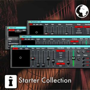 MaxforLive Visual Devices | The World Collection | Ableton Live