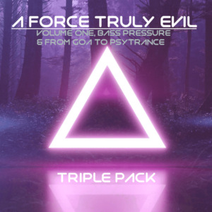 A Force Truly Evil - Triple Pack