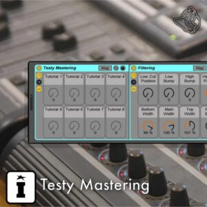 Testy Mastering Ableton Live Packl