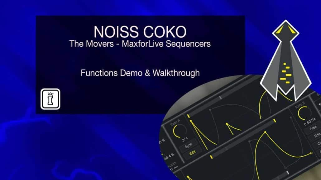 The MOVERs MaxforLive Device by NOISS COKO