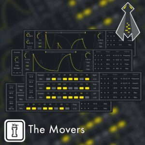 The Movers MaxforLive Sequencers by NOISS COKO